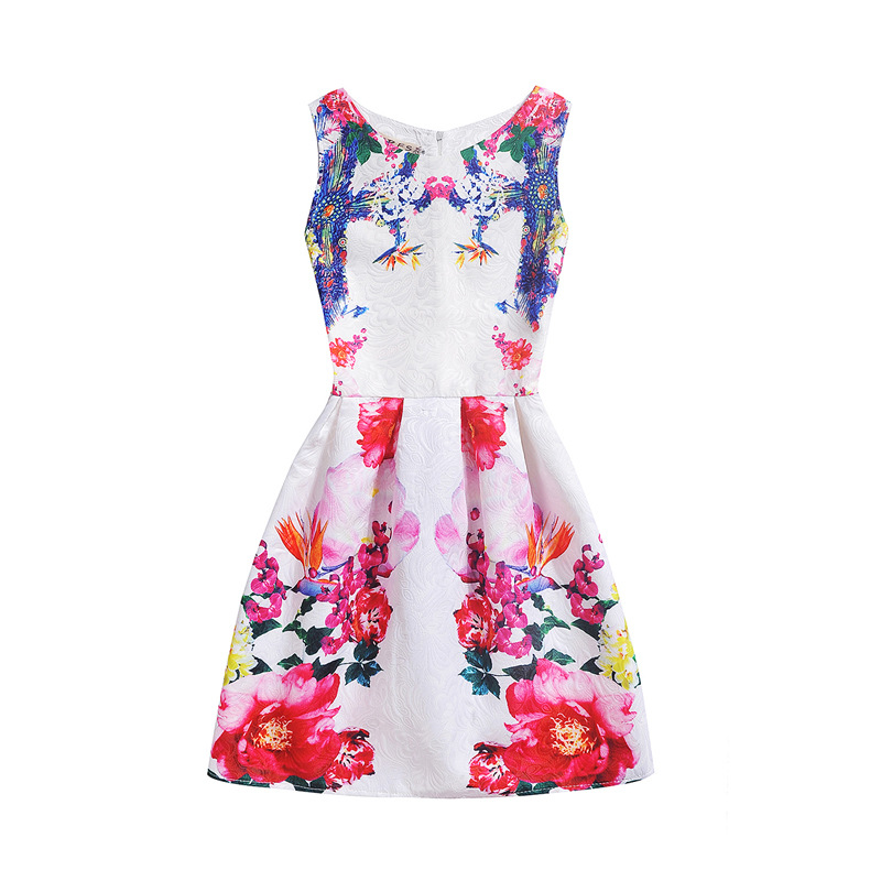 725caabc66 Detail Feedback Questions about Summer Girls Dress Butterfly Floral ...