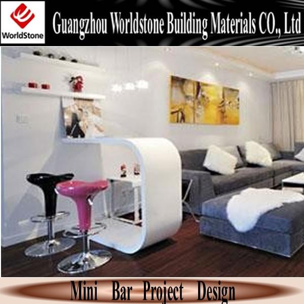 maison moderne mini bar compteur mini bars pour salon tables de bar id de produit 60257384580. Black Bedroom Furniture Sets. Home Design Ideas