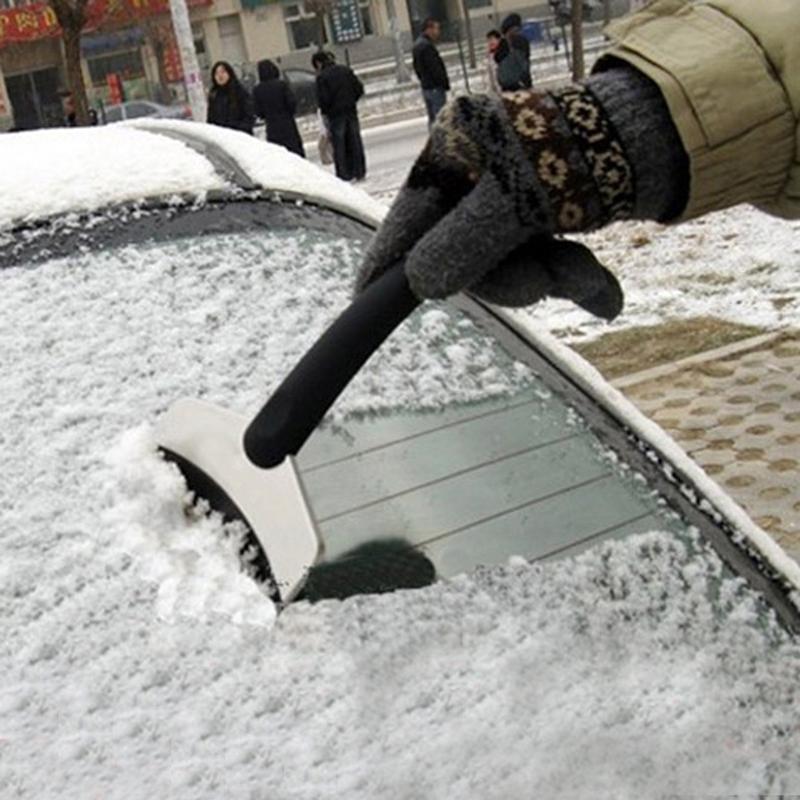 R1b1 мини-авто снег лед лопата скребок для удаления окна автомобиля льда очистки инструмент из нержавеющей стали бесплатная доставка