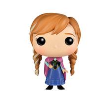 Funko POP кукла принцессы Белль/Золушка/Рапунцель/Тиана/Ариэль/Анна/Эльза, куклы из ПВХ, фигурка, игрушки для детей, подарок на день рождения(Китай)
