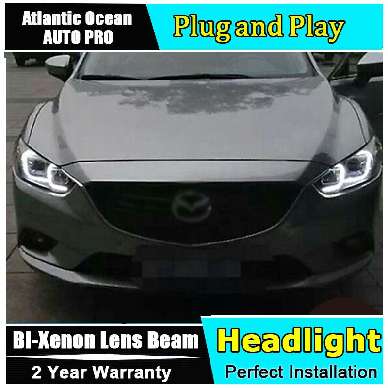 Online Buy Wholesale Mazda6 Headlights From China Mazda6