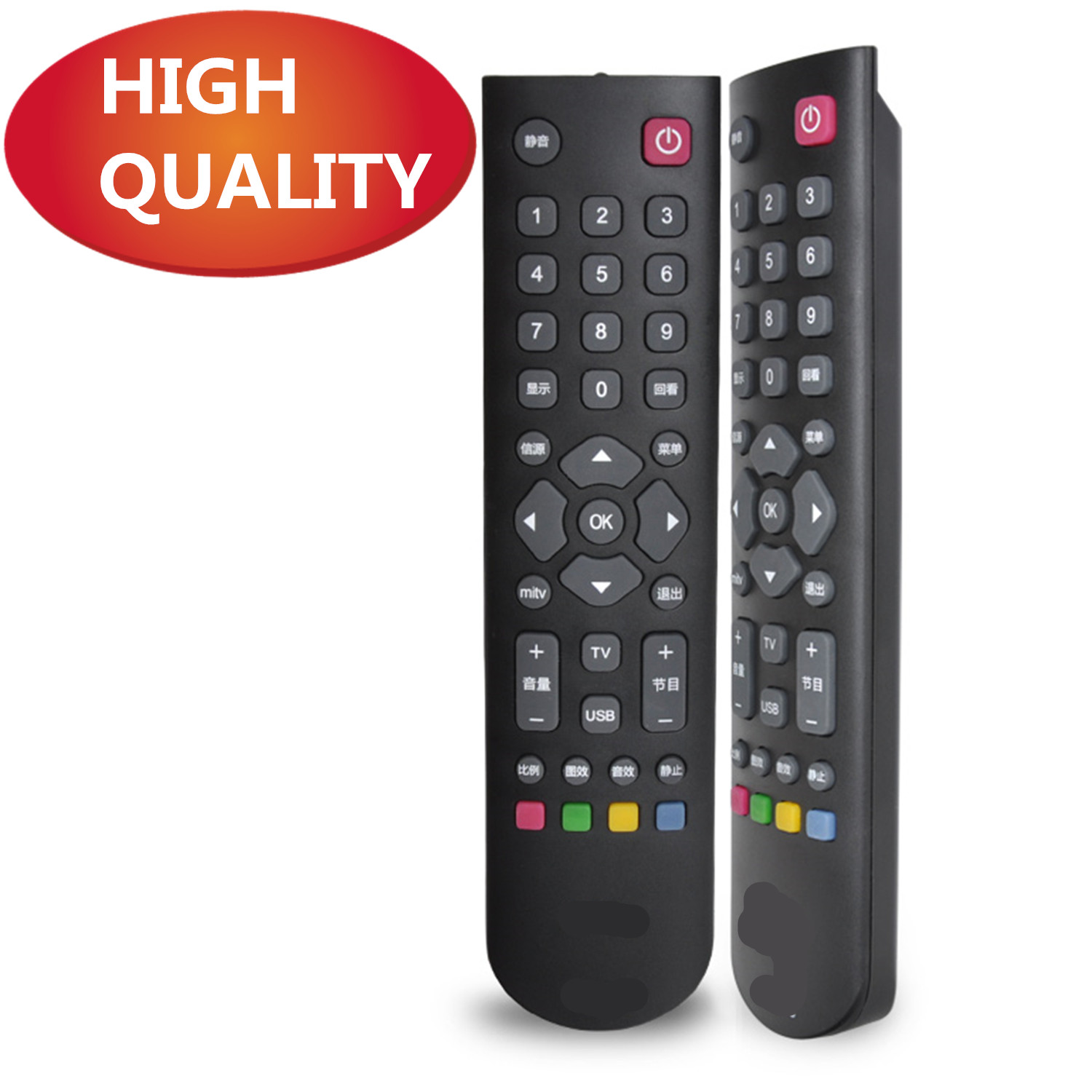 not need set remote control universal for philips tv smart lcd led thomson tcl erisson rc3000e01. Black Bedroom Furniture Sets. Home Design Ideas