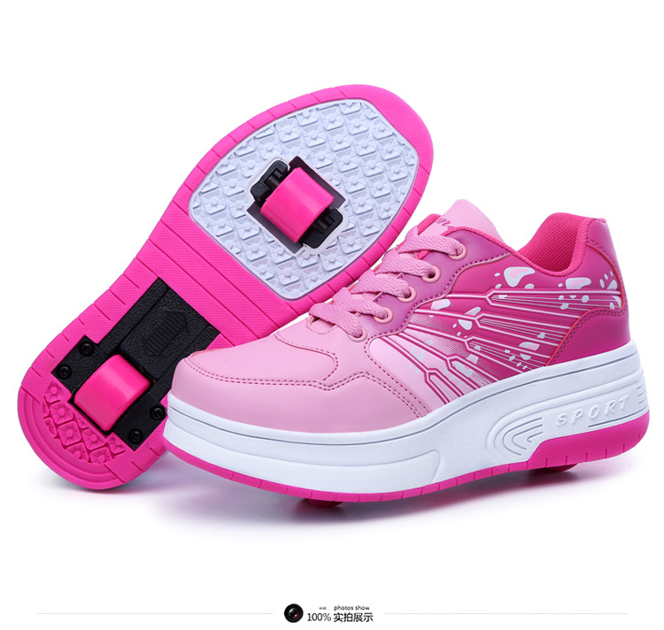 Shoes With Wheels Walmart Girls
