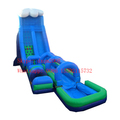 65ft new Aqua park inflatable giant water slip and slide for adult inflatable water park inflatable