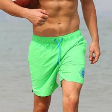 Summer Quick-drying men beach shorts brand swimwear causla shorts Swimming Trunks Men's Sports shorts Men board surfing shorts