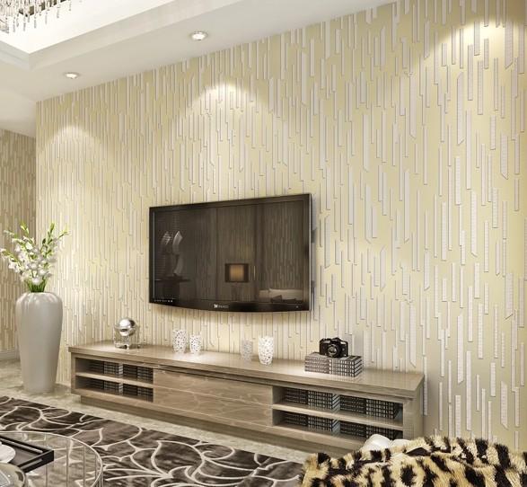 hohe qualit t beige gestreifte tapete kaufen sie billigebeige gestreifte tapete partien von. Black Bedroom Furniture Sets. Home Design Ideas