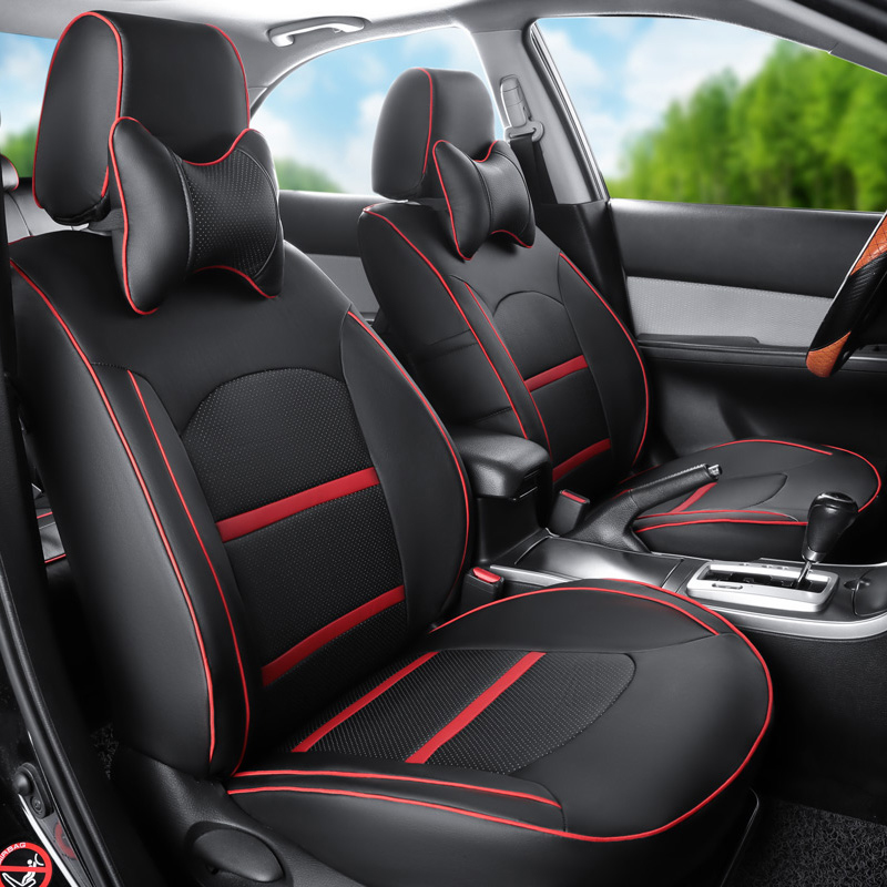 Custom Car Seat Covers For Land Rover Discovery Sport 2015