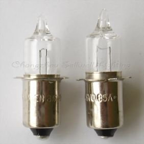 Blanc Froid Ampoule DEL E10 B9 Instrument Indicateur Torche Remplacement 3 V 6 V 12 V