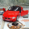 Brand New KINGSMART 1 32 Scale Germany Z4 Supersport Convertible Diecast Metal Pull Back Car Model