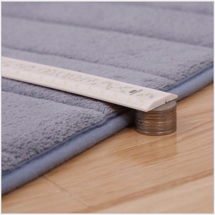 2PCS Set Carpet Coral Velvet Pad Carpet Floor Mat Carpet And Rug For  Bathroom Kitchen Non-slip Mat Door Carpet Mat Alfombras - us230 6fa60dfc3c4d