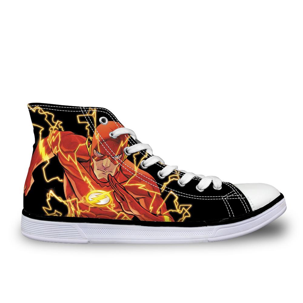 Cool canvas shoe designs