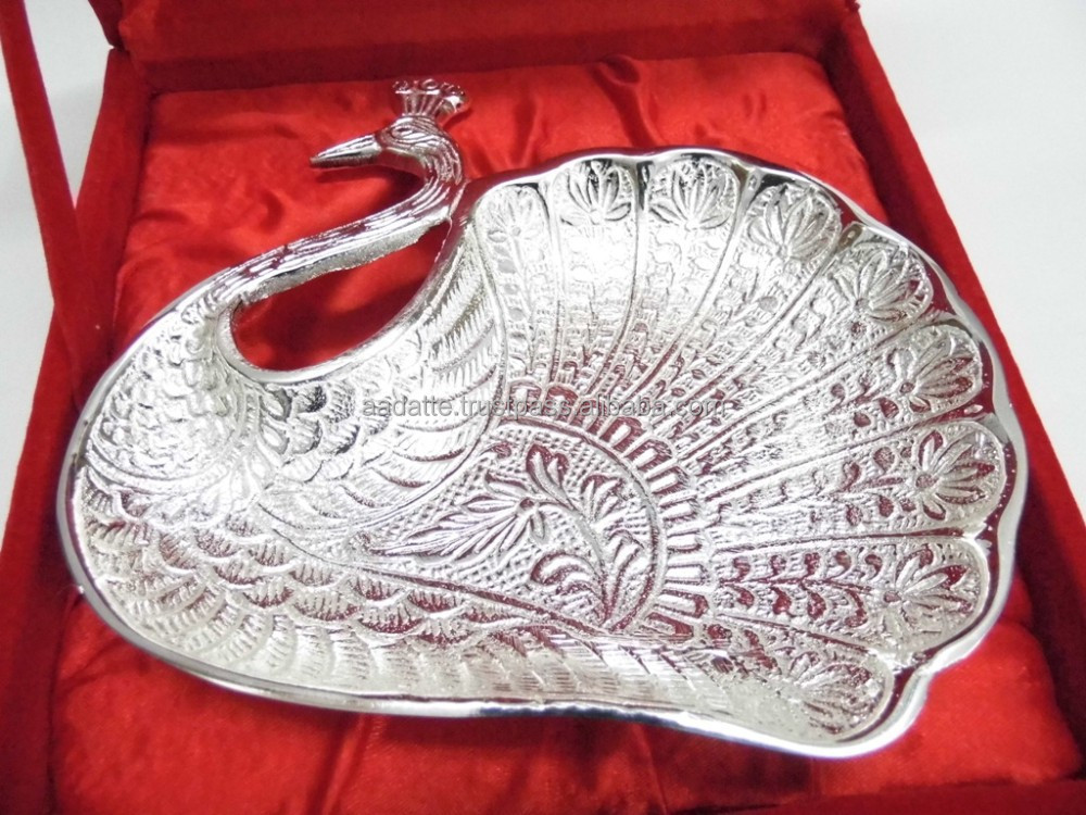 Silver Gifts For Indian Wedding