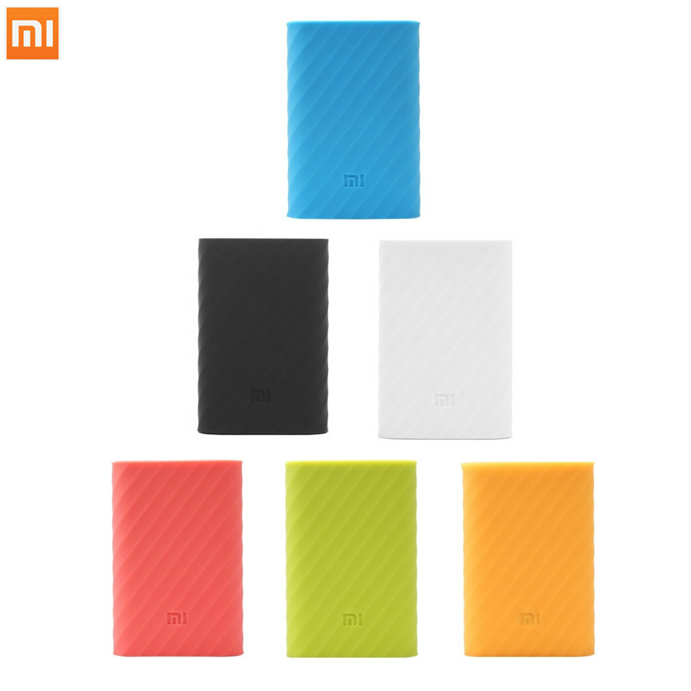 buy popular b3c65 8d6ca Silicon case for 10000mAh Xiaomi Portable Charger/Power Bank/Juice Bank