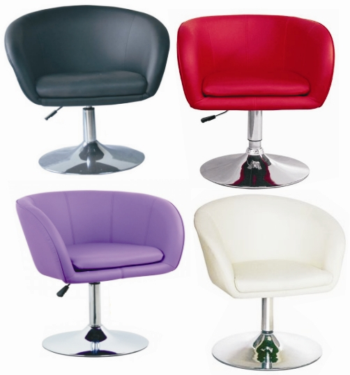 Cashier Single Small Sofa Stool Surrounded Makeup Chair