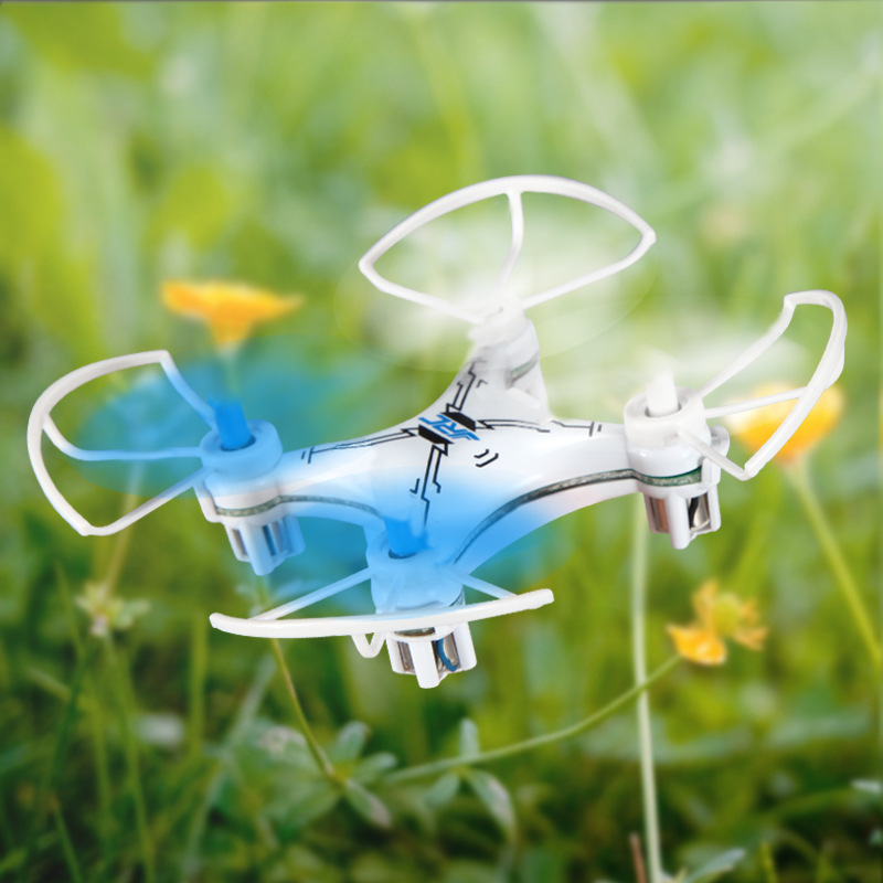 2130031325  JJ810 4CH 6-Axis Gyro Nano RC Quadcopter UFO Drone 360 Degree