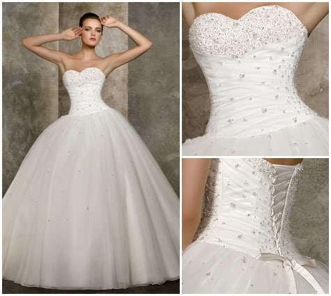 2e338a3cc ¿Te animarías a comprar tu vestido de novia por internet