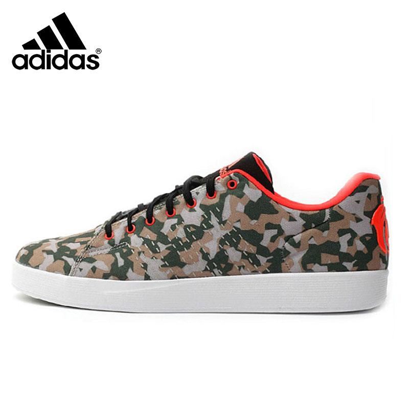 [ Adidas ] 2015 новых людей скейтбординг обувь 100% оригинал Adidas свободного покроя вырос кроссовки обувь