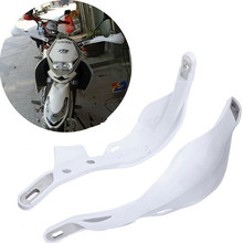 White 7/8″ Hand Guards Handguard For Honda XR 250 650 L R 100 350 400 600 70 80