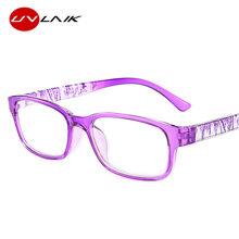 UVLAIK анти-синие очки для чтения дальнозоркость для мужчин и женщин дальнозоркость очки для чтения по рецепту + 1,0 + 4,0(Китай)