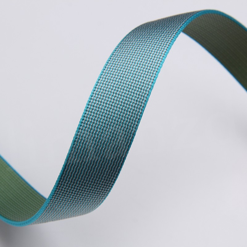 Liman Ribbon Factory Hot Sale Green Muli Color Nylon Watch