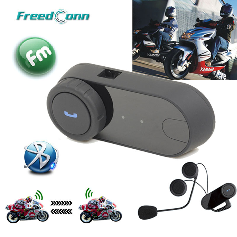 Free Shipping!!Updated Version!!2PCS*1000M Motorcycle helmets BT Bluetooth Interphone Headsets headset Helmet Intercom