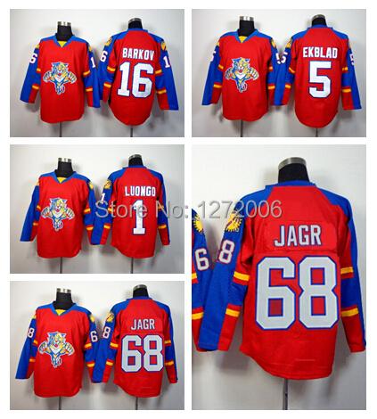 ... aliexpress buy jaromir jagr 68 florida panthers jerseys . bd00c68ed