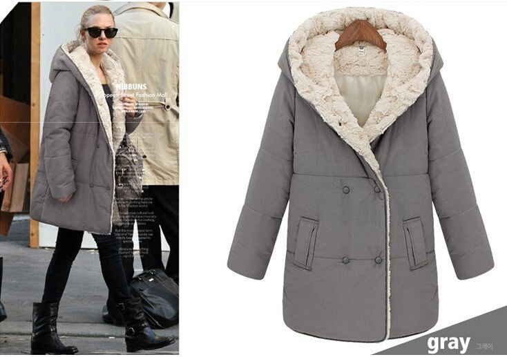 Casual winter coats for women