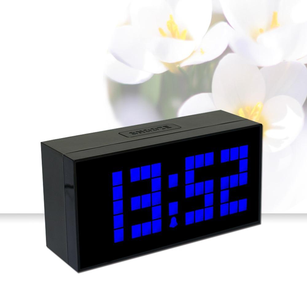 online kaufen gro handel beleuchtet digitale wanduhr aus china beleuchtet digitale wanduhr. Black Bedroom Furniture Sets. Home Design Ideas