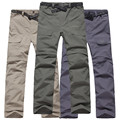 New Hot men s outdoor quick drying pants removable sport shorts pants for hiking camping fishing