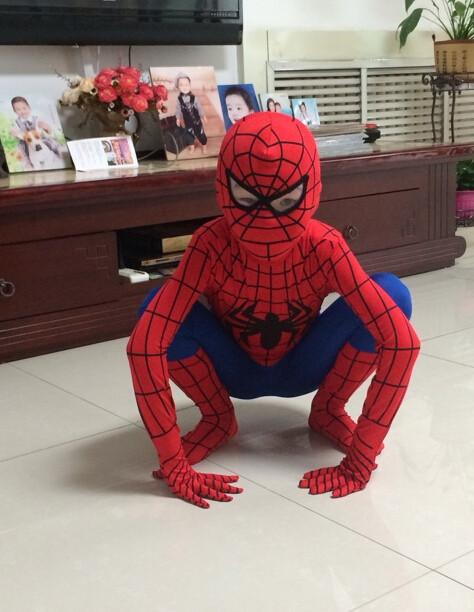 DB23580 Adult spiderman costume-5