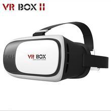 Universal Google Cardboard font b VR b font BOX 2 Virtual Reality 3D Glasses Game Movie