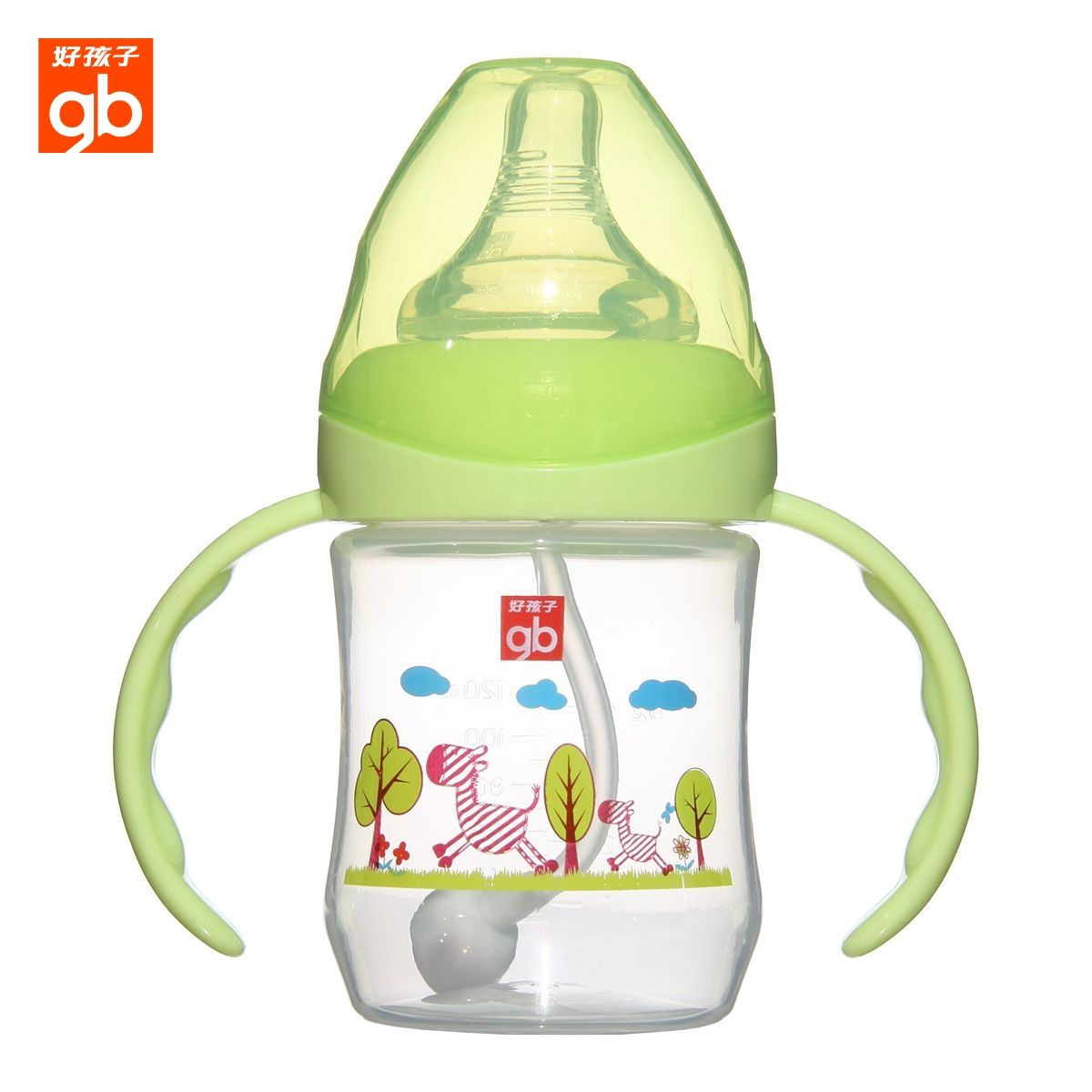 Infant wanting bottle over breast now