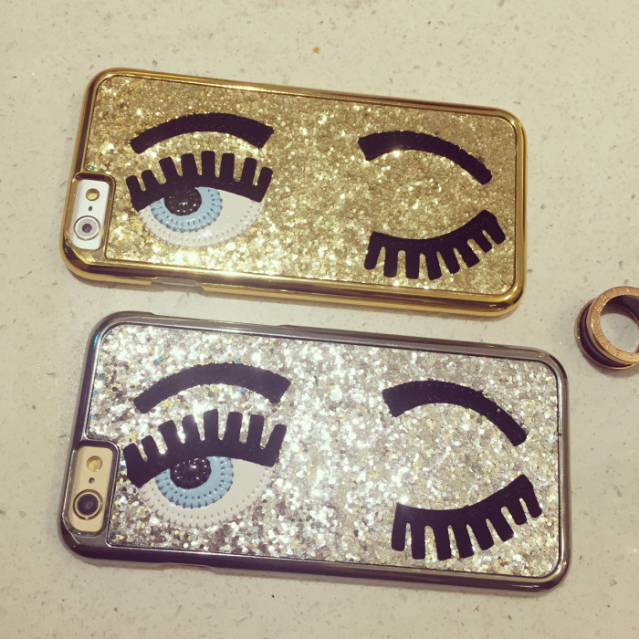 Coque Chiara Ferragni Iphone S