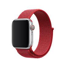 Спортивный ремешок для Apple Watch band 4 3, iwatch band 44 мм 40 мм, correa apple watch 4, браслет на липучках 42 мм 38 мм, аксессуары(Китай)
