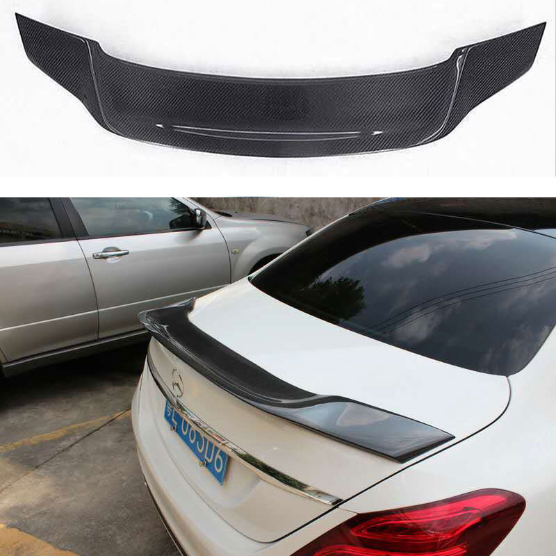 Compare Prices On Mercedes C250 Spoiler- Online Shopping