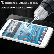 9H HD Premium Tempered Glass Screen Protector for Lenovo A6000 A7000 K3  P780 S60 S850 S860 S90 Vibe x2 Z2 Pro Protective Film