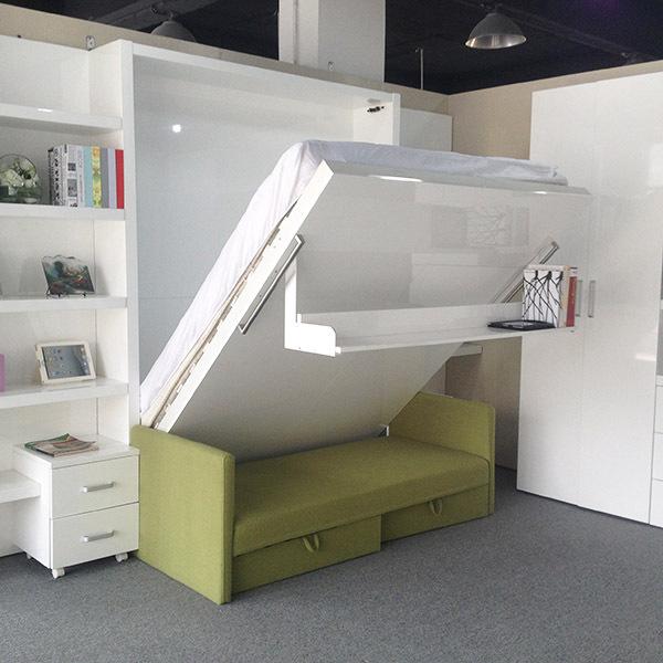 faltbare holz bett transformierbar holzbett ikea klappbett. Black Bedroom Furniture Sets. Home Design Ideas