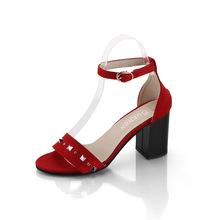 Y Envío Disfruta Red Heel Del En High Gratuito Compra Sandal vOnw80mN