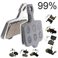 1 Pair MTB Bicycle Bike Cycling Disc Brake Pads Semi metal brake pads for SHIMAN0 AVID