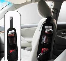 Car Auto Vehicle Seat Side Back Storage Pocket Backseat Hanging Storage Bags Organizer receive bag