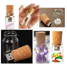 free shipping wooden sticks for creativity flas bellek 2GB 4GB 8GB 16GB bottle pendrive