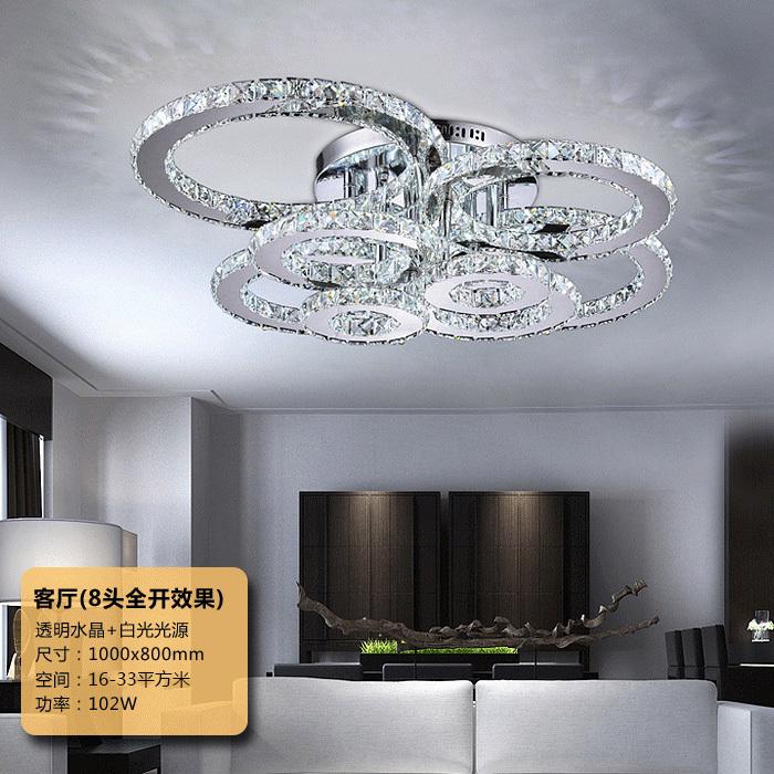 Lampadari Da Salone Moderni.Lampadario Lampada Sospensione Design Moderno Acciaio Cromo