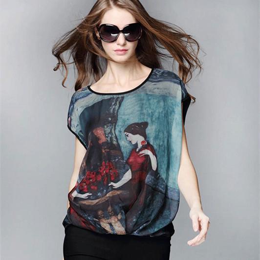 Plus Size Vintage T Shirts 97