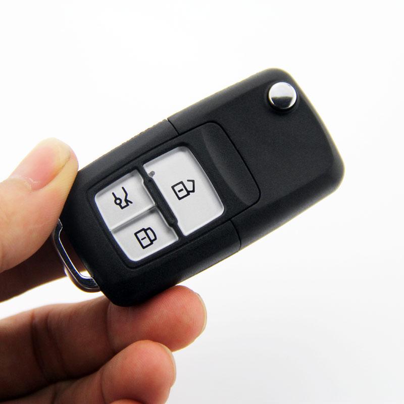 H530 H230V5 оригинальный автомобиль изменение складной ключ дистанционного управления оболочки кристалл кнопки не носят