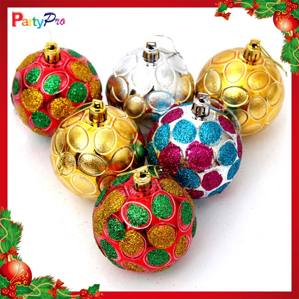 Wholesale Hot Sale Clear Plastic Christmas Ball Ornaments ...