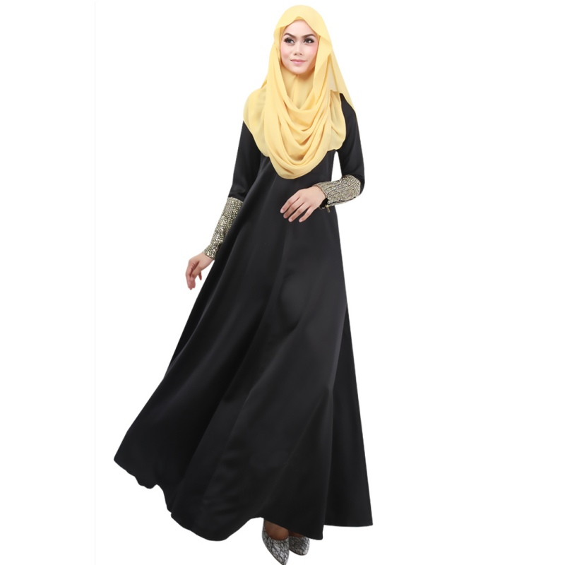 d1eb056bc5fc2 Buy Cheap Discount Muslim Abaya Jilbab Islamic Women Long Sleeve ...
