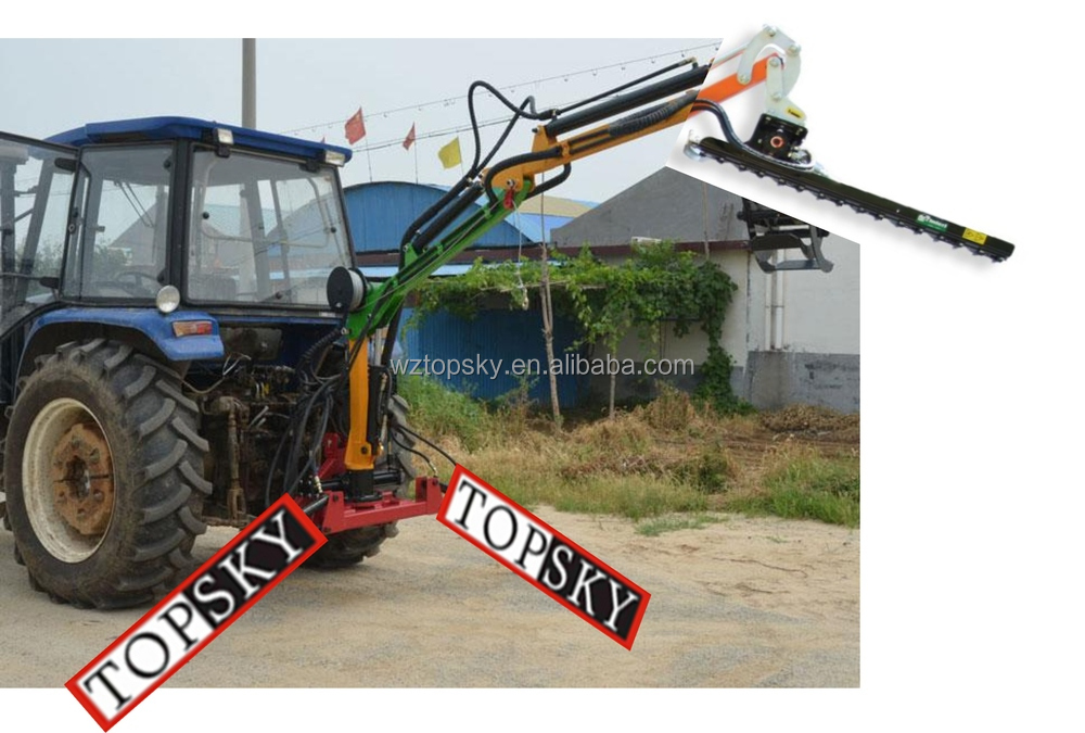 Tractor Hedge Cutter Hedge Trimmer Brm150 Plus Buy