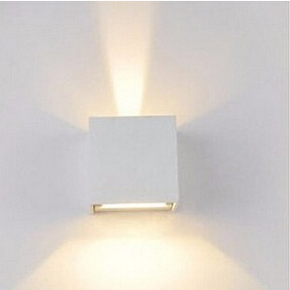 Led Wall Lights Outdoor: Aluminum Water Proof Led Outdoor Wall Lamp ,Adjustable