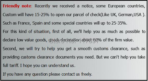 customs code deutsch