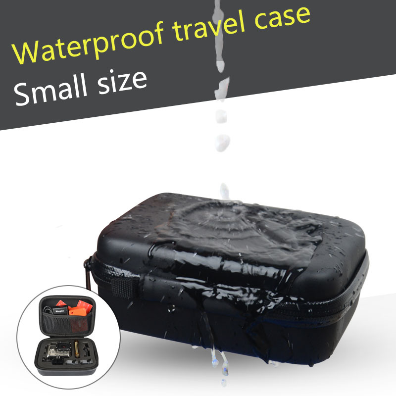 New Carry Travel Waterproof Shockproof Storage Protective Bag Case For GoPro